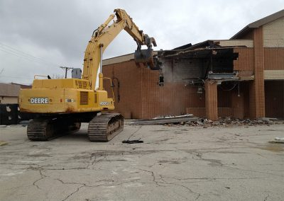Village of Glenview, Former Dominick's Store Redevelopment
